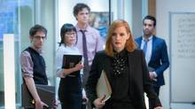 Jessica Chastain in Miss Sloane. (VVS Films)