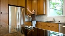 Kitchen renovation in a house (Thinkstock.com)