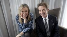 """Frankenweenie"" stars Martin Short, Catherine O'Hara in Toronto, October 01, 2012. (Deborah Baic/The Globe and Mail)"
