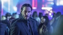 Keanu Reeves stars as John Wick in John Wick: Chapter 2, (Niko Tavernise)
