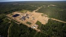 ConocoPhillips' Surmont project located in the Athabasca region of northern Alberta. (ConocoPhillips/ConocoPhillips)