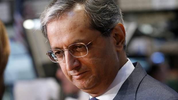 In the five years since he became CEO of Citigroup Inc., Vikram Pandit has earned about $260-million, including about $165-million that Citigroup paid to purchase Mr. Pandit's Old Lane Partners LP hedge fund in 2007, before he became Citigroup CEO. Mr. Pandit resigned on Tuesday. (BRENDAN MCDERMID/REUTERS)