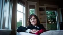 Tania Miller, Music Director of the Victoria Symphony Orchestra, poses for a photograph at her home in Vancouver, B.C., on Tuesday Dec. 18, 2012. (DARRYL DYCK For The Globe and Mail)