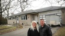 Calvin and Diana Brydges are photographed at their home in Aylmer, Ont. Monday, March 18, 2013. The couple are holding an essay writing contest as a means to sell their house. (Kevin Van Paassen/The Globe and Mail)