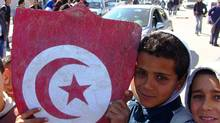 Zarzis , Tunisia. (Doug Saunders/The Globe and Mail/Doug Saunders/The Globe and Mail)