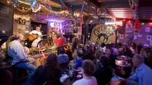 Just west of Birmingham, backyard juke joint Gip's Place attracts musicians from Memphis, Atlanta, Nashville and beyond. (Meg McKinney)