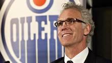 Craig MacTavish (JASON FRANSON/THE CANADIAN PRESS)