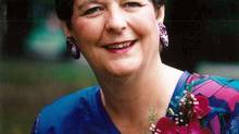 Dorice Caplice died in Toronto of cancer. She was 74.