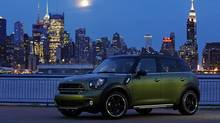 2015 Mini Countryman (BMW)