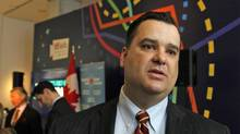 New Industry Minister James Moore faces a number of hot files, including the possible entry of Verizon Communications into the Canadian wireless market as a delayed auction for wireless spectrum approaches next year. (Fernando Morales/Fernando Morales)