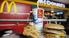 A McDonald's outlet in Victoria is under investigation for possible violations of the federal Temporary Foreign Worker Program. (Matthew Sherwood For The Globe and Mail)