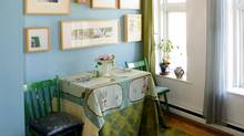 Carrie MacPherson's dining nook (Carrie MacPherson for The Globe and Mail/Carrie MacPherson for The Globe and Mail)