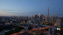 The industry has been lobbying municipalities for a commercial-to-residential tax ratio of about two to one. (Deborah Baic/The Globe and Mail)