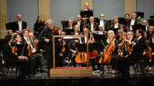 The NAC Orchestra. (Fred Cattroll)