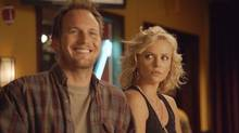 "Patrick Wilson and Charlize Theron in a scene from ""Young Adult."" (AP Photo/Paramount Pictures)"