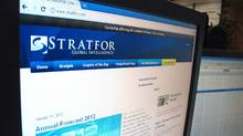 The ease with which intelligence firm Stratfor was compromised sends a message to Internet users everywhere (AP)