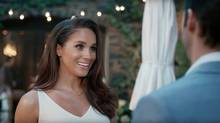 As Meghan Markle's star rises, the question now is whether Reitmans can take advantage of a halo effect for its current campaign. (Reitmans)