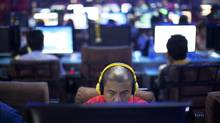 Much of Naspers' growth has been driven by its 34-per-cent stake in Chinese Internet service portal Tencent Inc. (Sim Chi Yin for The Globe and Mail)