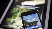 Since January, Airbnb listings for Vancouver have increased 17 per cent, bringing the number to 3,473 listed properties. (Andrew Harrer/Bloomberg)