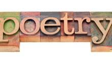 Poetry in letterpress type (Marek Uliasz/Getty Images/iStockphoto)