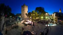 City officials are hoping to have the Venetian walls and several other historic structures declared a World Heritage Site. (Ivan Coric/Croatia Tourism)