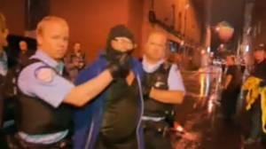 <p>Screengrab from CTV video</p>
