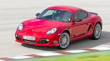 2012 Porsche Cayman R (Achim Hartmann/Porsche)