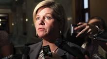 Provincial NDP Leader Andrea Horwath in 2009. (Colin O'Connor/The Canadian Press/Colin O'Connor/The Canadian Press)