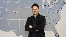 Wow 1 Day Painting founder and CEO Brian Scudamore. (wow1dayblog.com)